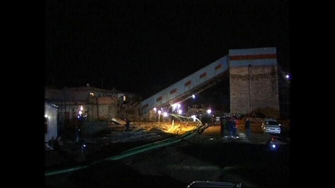 Powódź zalała kopalnię. 7 osób nie żyje