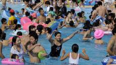 Japończycy zaczęli wodne szaleństwo