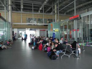 600 tys. pasażerów w Modlinie