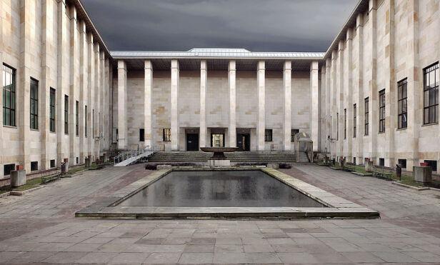 Zwolnienia w Muzeum Narodowym Muzeum Narodowe W Warszawie / CC BY-Sa Wikipedia