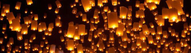 50 tysięcy lampionów na Noc Kupały