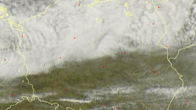 Pogoda podzieliła Polskę. <br />Zimna północ i ciepłe południe