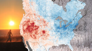 Luty podzielił USA. Obie części łączyło jedno - anomalie